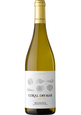 Albariño Coral do Mar